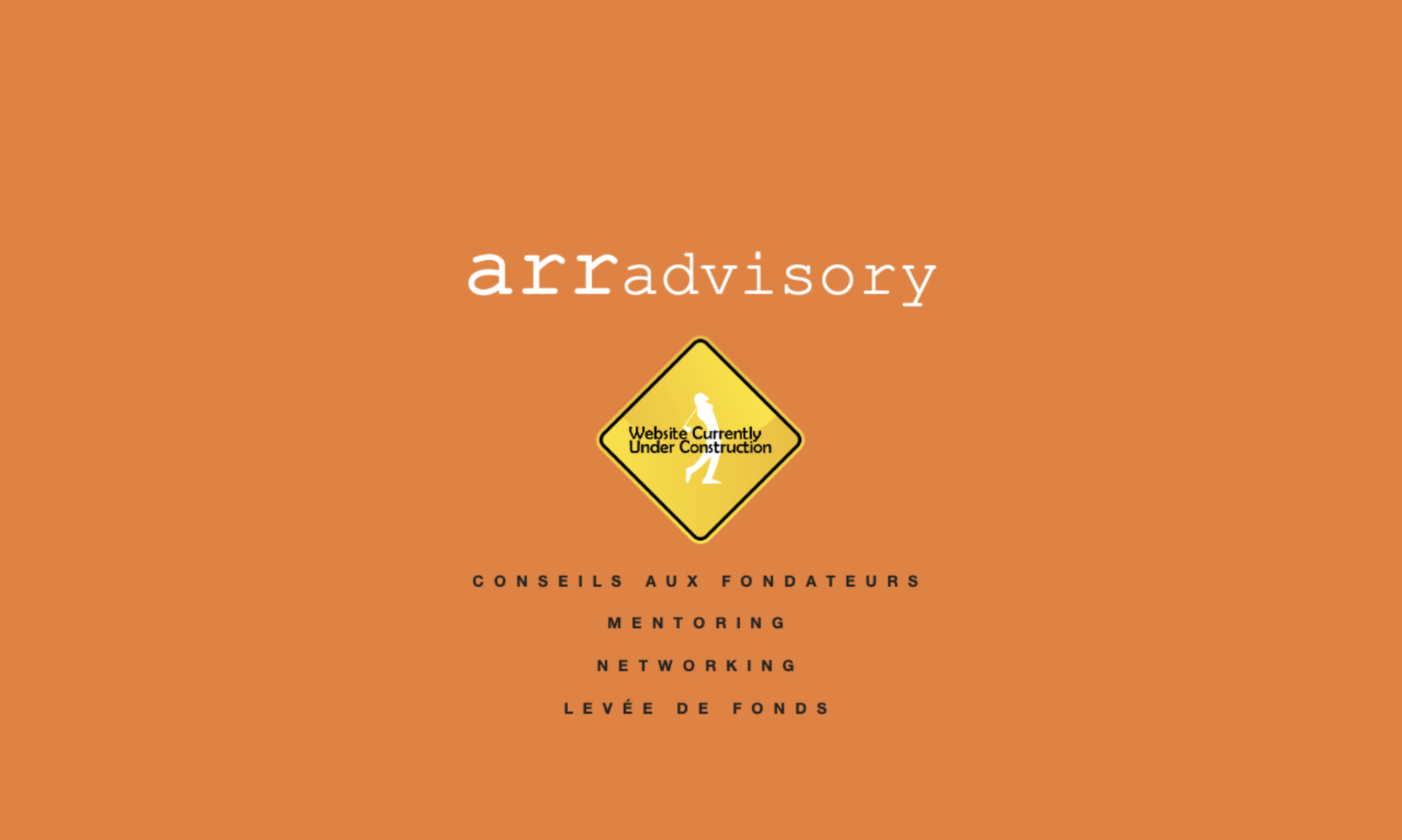 ARRadvisory